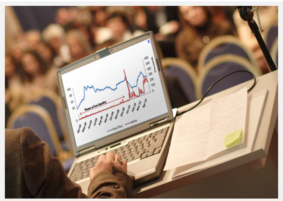 Learn to be a professional share trader. Attend our seminar!