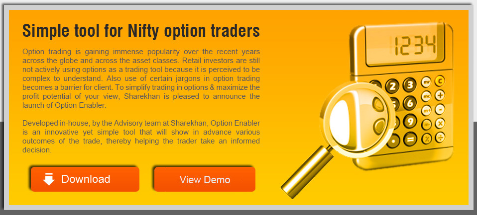 How to do options trading in sharekhan